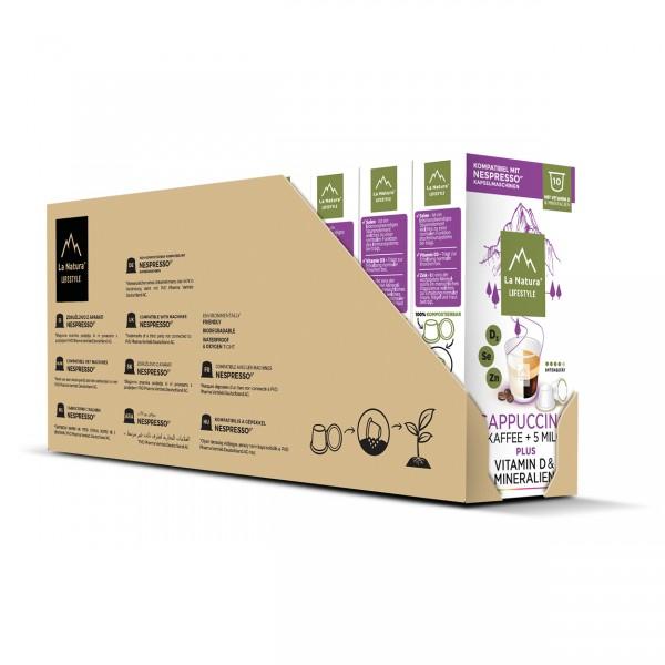 La Natura Lifestyle Cappuccino Plus - 100er Multipack