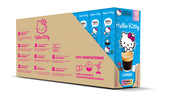 Hello Kitty® Lungo Plus - 100-er Multipack