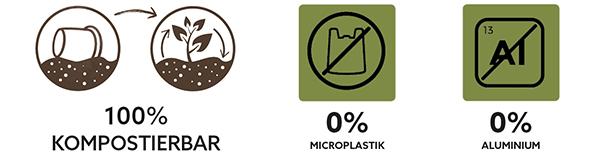 kompostierbar