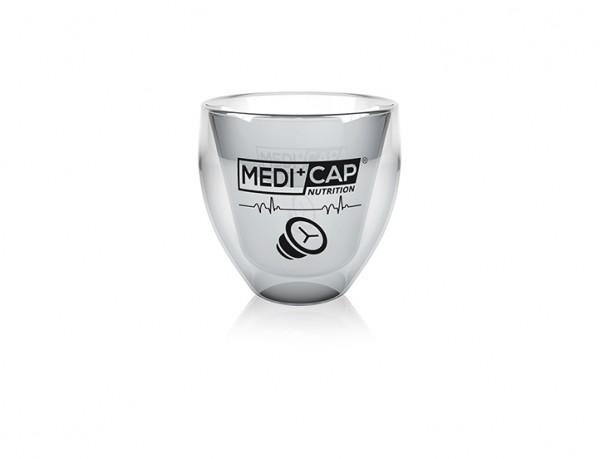 Doppelwandglas MN für Heiß oder Kalt Getränke