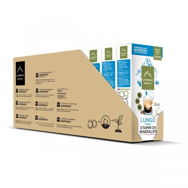 La Natura Lifestyle Lungo Plus - 100er Multipack