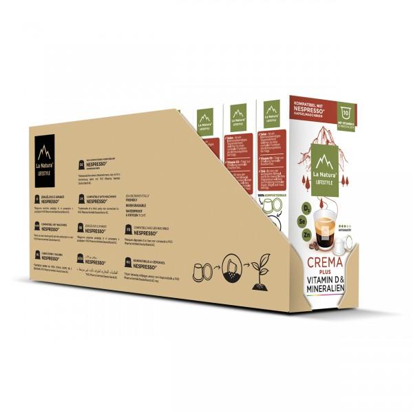 La Natura Lifestyle Crema Plus - 100er Multipack