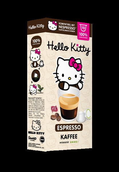 Hello Kitty® Espresso - 10 Kapseln