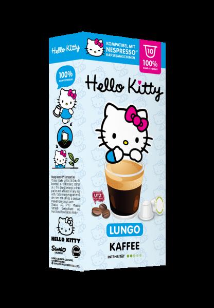 Hello Kitty® Lungo - 10 Kapseln