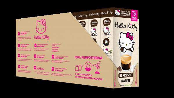 Hello Kitty® Espresso - 100-er Multipack