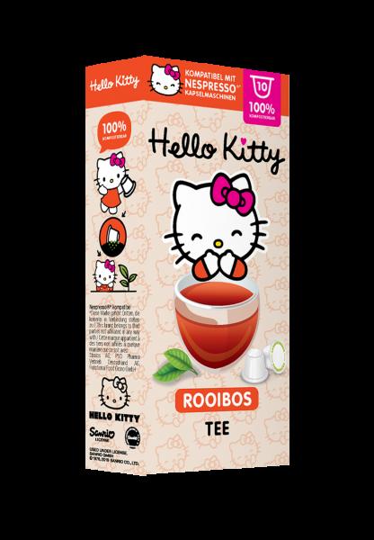 Hello Kitty® Rooibos Tee - 10 Kapseln