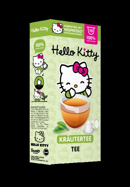 Hello Kitty® Kräutertee - 10 Kapseln
