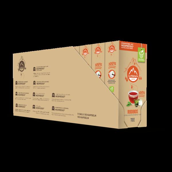 La Natura Lifestyle Rooibos Tee - 100er Multipack