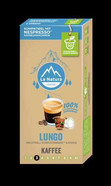 La Natura Lifestyle Lungo - 10 Kapseln
