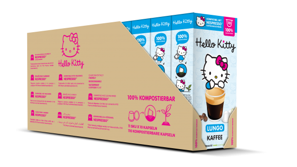 Hello Kitty® Lungo - 100-er Multipack