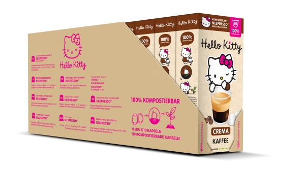 Hello Kitty® Crema - 100-er Multipack