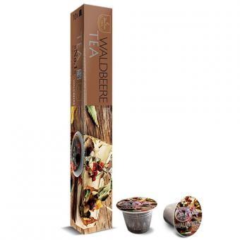 SanSiro Waldbeere Tee - 10 Teekapseln