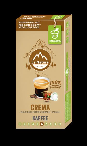 La Natura Lifestyle Crema - 10 Kapseln