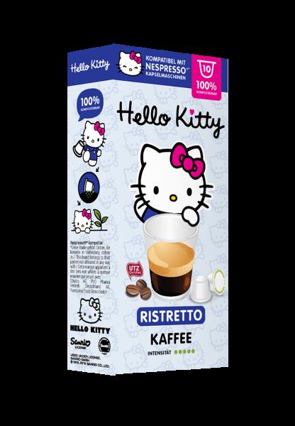 Hello Kitty® Ristretto - 10 Kapseln