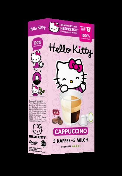 Hello Kitty® Cappuccino - 10 Kapseln