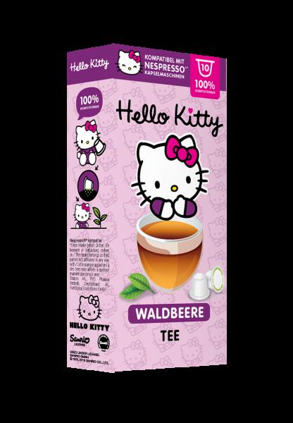 Hello Kitty® Waldbeere - 10 Kapseln